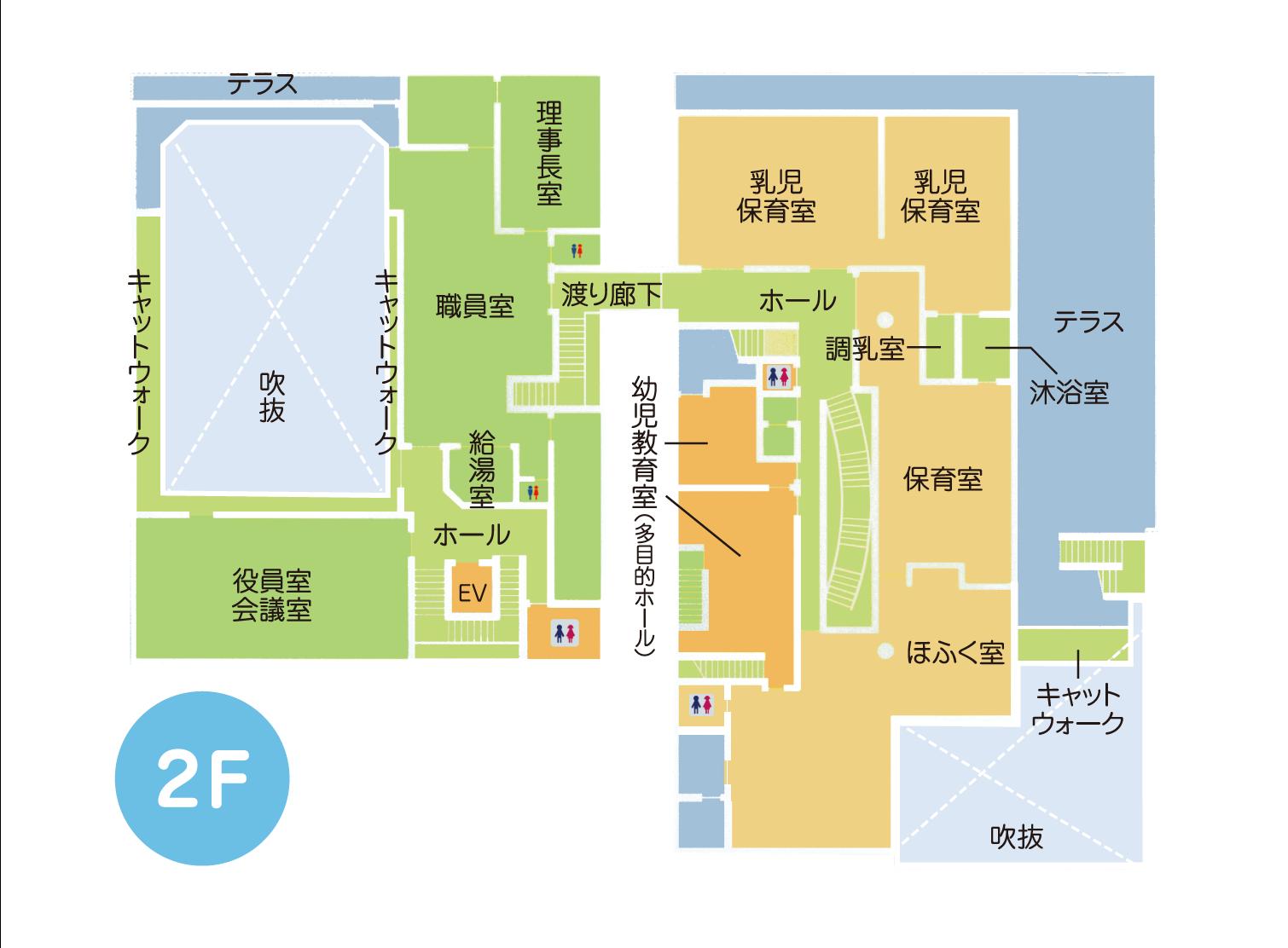 施設平面図2f